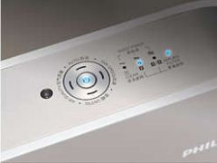 Philips Air purifier AC4072 control panel