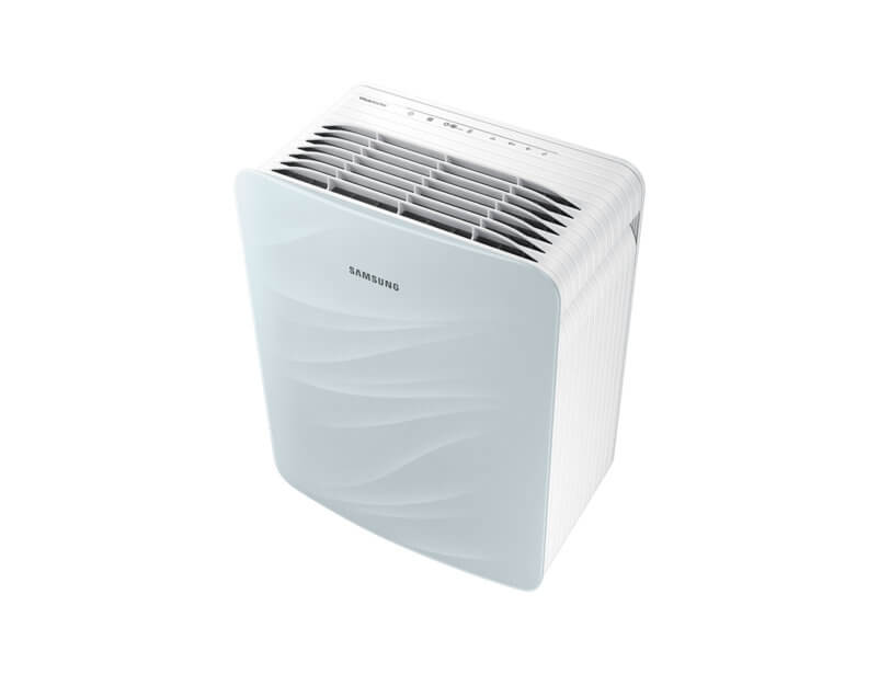 AX40K3020WU Air Purifier top