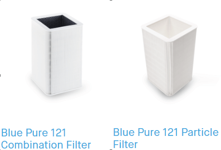 Blueair Blue Pure 121 Filters