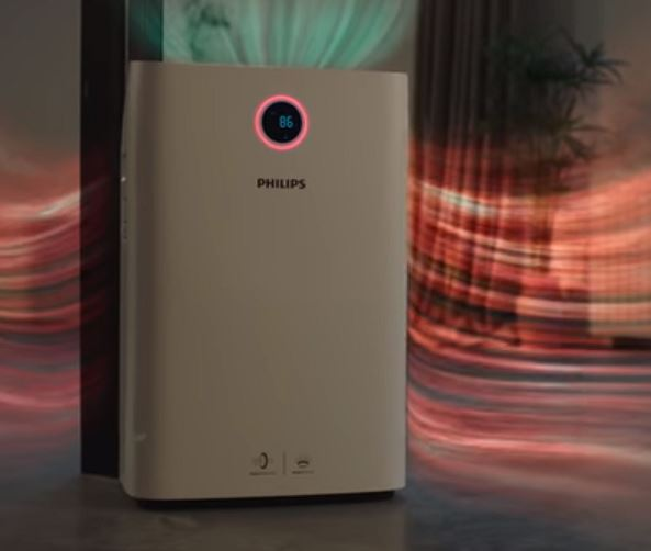 Philips AC3821 Air Purifier and Humidifier Review Full