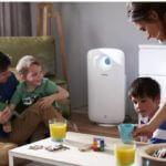 Philips AC4372 Air purifier home