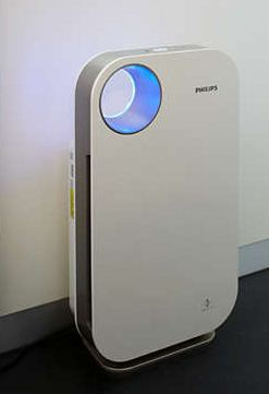 Philips AC4072 air purifier front