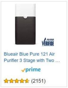 Blue Pure 121 Price