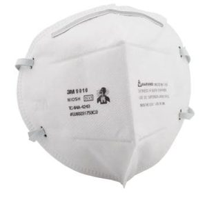 3M 9010 best pollution mask