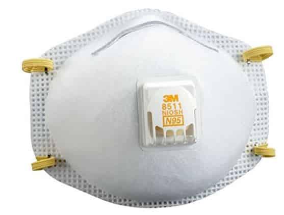 3M Blazon N95 Respirator