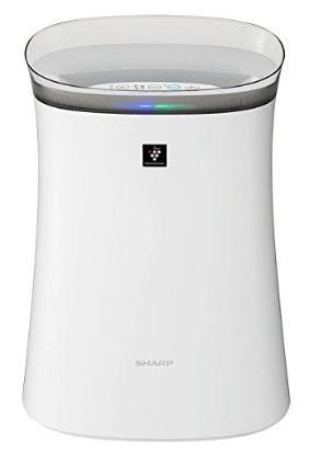 Sharp Air purifier Review FP-F40E