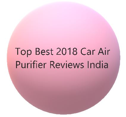 Best Car Air Purifier India Reviews India Airswacch