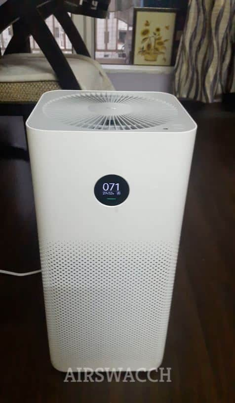 MI Air Purifier 2S Review