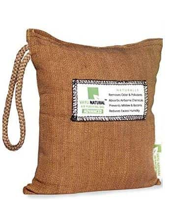Breathe Fresh Vayu Natural Activated Charcoal bags