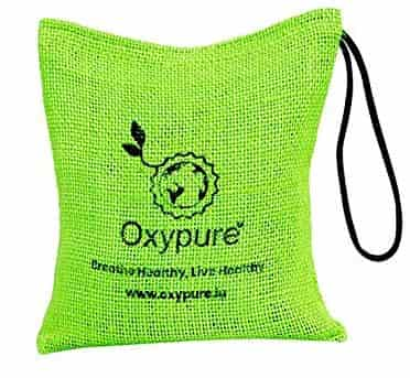 Oxypure Natural Portables Activated Charcoal Bags