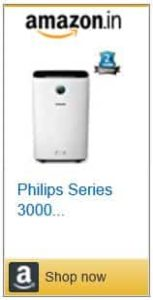 Philips AC3821 Air Purifier REview Price