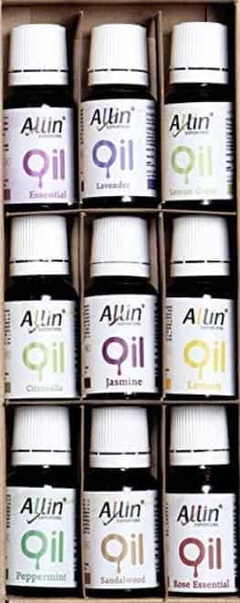 Allin Aroma Essential Oil kit