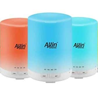 Allin Exporter DT-G03 Cool mist humidifier And Essential Oil Diffuser