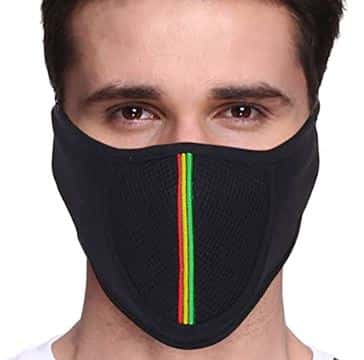 Bigtree Cotton mask for bikers