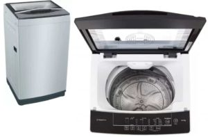Bosch 6.5 kg Fully Automatic Top Load Washing Machine