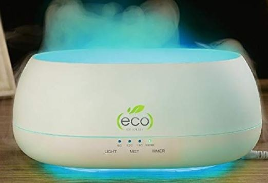 Tesco Cloud Mist Best Humidifier And Aroma Diffuser