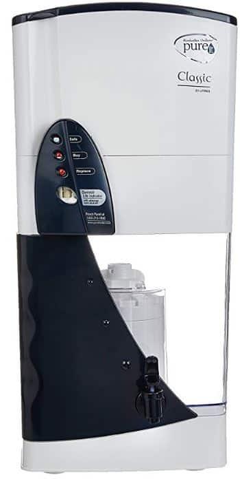 Pureit Classic 23 L Best Water Purifier in India
