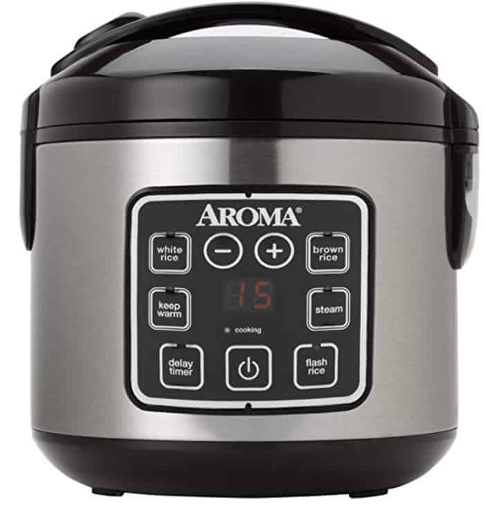 Aroma Best Rice Cooker and Food Steamer