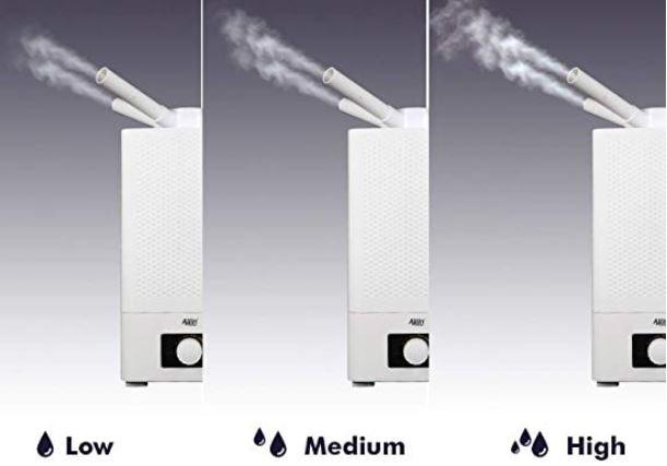 Allin 11L Cool mist Best Humidifier For Room Full-min