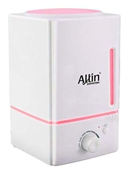 Allin Best Humidifier in India For Bedroom