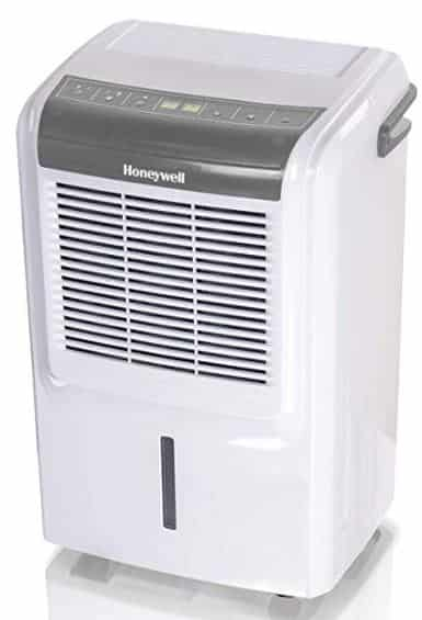 Honeywell DH70W Dehumidifier