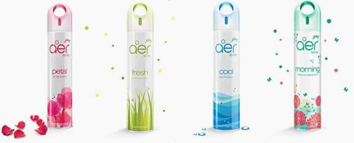 Godrej Aer Best Air Freshener Spray