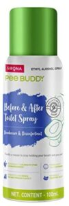Peebuddy toilet spray