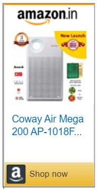 Coway Sleek Pro Price