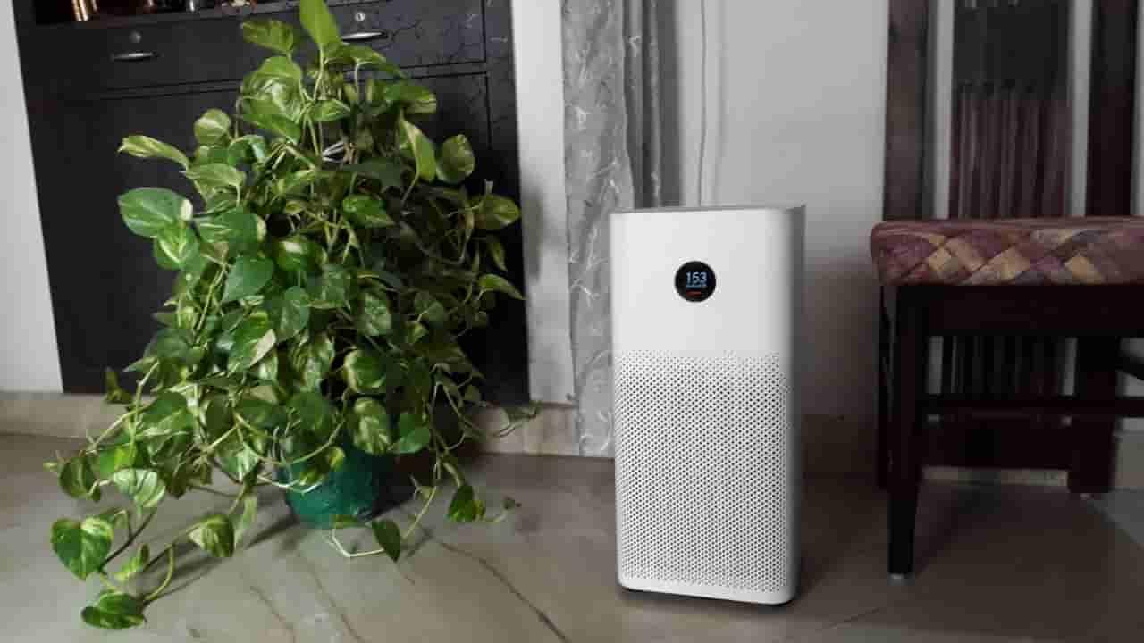 MI Air Purifier 2S At home