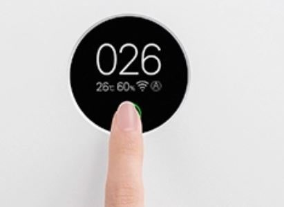 OLED Touch screen MI Air Purifier 3