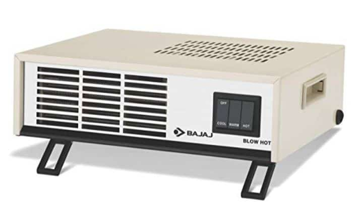 Bajaj Blow Hot Best Room convector heater