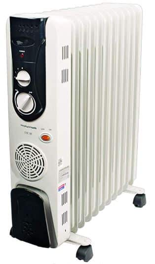 Morphy Richards oil heater Best room heater in India