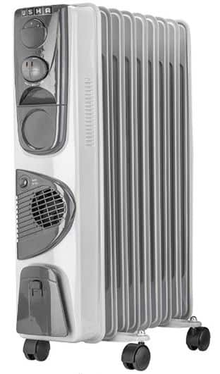 Usha room Oil Filled Radiator oil heater