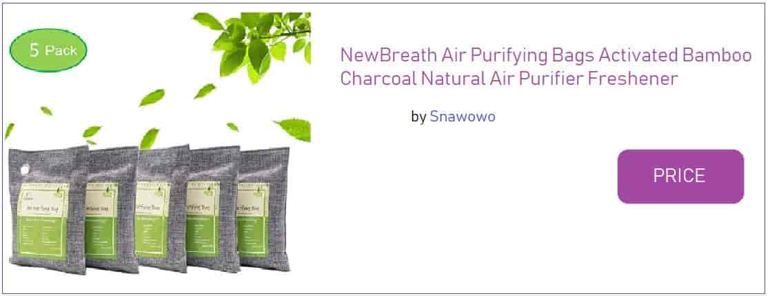 Air Purifying Bags Activated Bamboo Charcoal Natural Air Purifier Freshener Neutralizer Filter Odor Remove Eliminator Deodorizer Moisture Absorber for Home