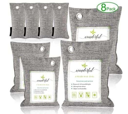 Angbo Bamboo charcoal bags