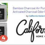 Best Nature Fresh Bamboo Charcoal Bags Revealed Activated With Sun