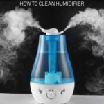 How To Clean Humidifier And Maintain It In Good Shape
