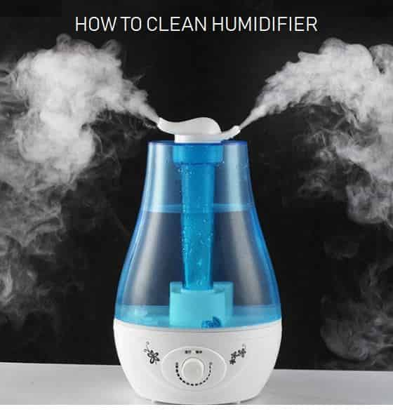 How To Clean Humidifier Ultrasonic