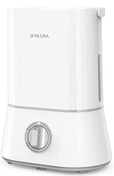 Best Easy to Use Clean and Assemble Humidifier From SunLuna