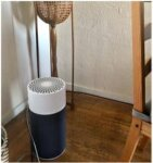 Blueair 411 air purifier