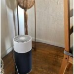 BlueAir Blue Pure 411 Review Nice Looks Skeleton Air Purifier