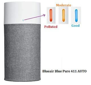 Blueair Blue Pure 411 Auto