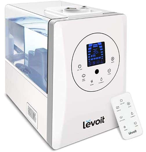 Levoit Warm And Cool Mist Humidifier For toddlers