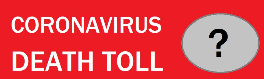 Coronavirus Death Toll In