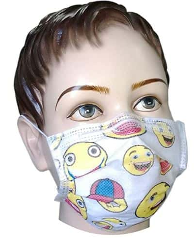 Filtra Surgical masks for kids