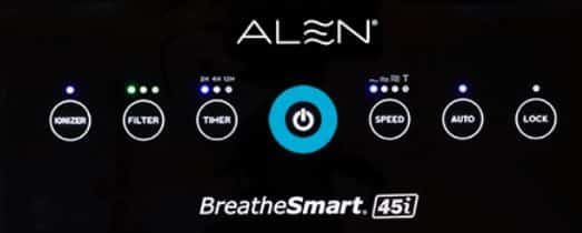 BreatheSmart 45i Console