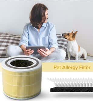 Levoit Core 300 Pet Allergy Filter