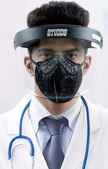 Best Face shields in India By Studds