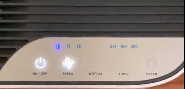 Levoit Vital 100 Console