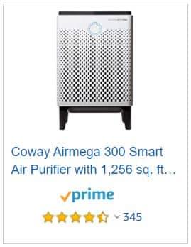 Coway airmega 300 Price